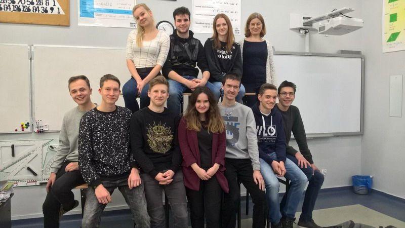 Świdnica: Kolejne sukcesy matematyków z II LO