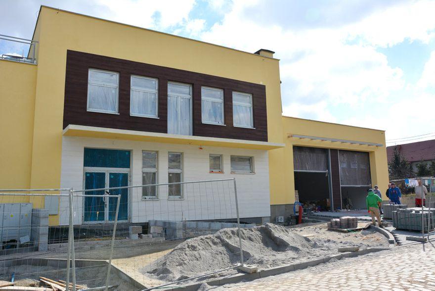 Jaroszów: Utworzenie Klubu Seniora w Jaroszowie w ramach Centrum Aktywności i Integracji Mieszkańców Wsi Jaroszów