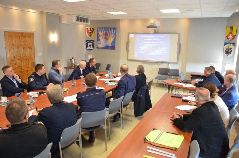 powiat świdnicki: Posiedzenie Powiatowej Rady Bezpieczeństwa Ruchu Drogowego