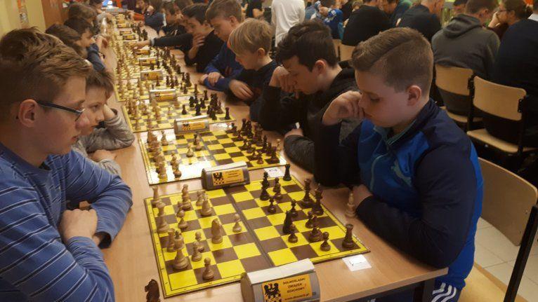 Żarów: Za nami Otwarte Mistrzostwa Żarowa w szachach