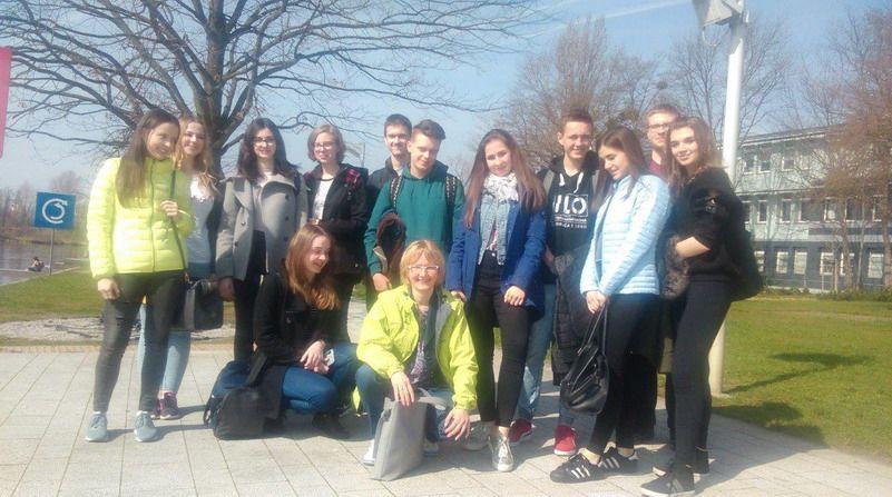 Świdnica: Chemicy z II LO na Politechnice Wrocławskiej
