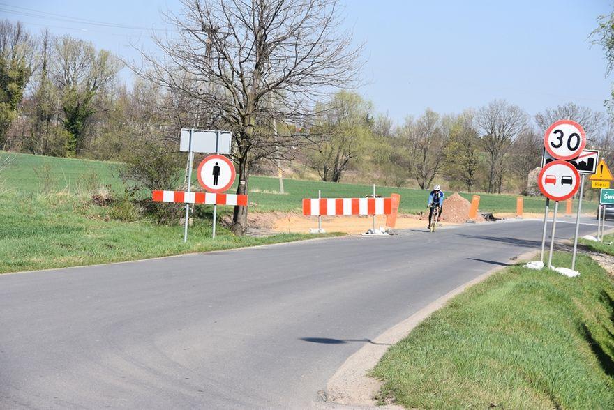 Bystrzyca Dolna: Kolejna droga rowerowa w gminie Świdnica