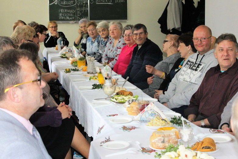 Świebodzice: Spotkanie wielkanocne w świebodzickim Kole Miejskim Polskiego Stowarzyszenia Diabetyków