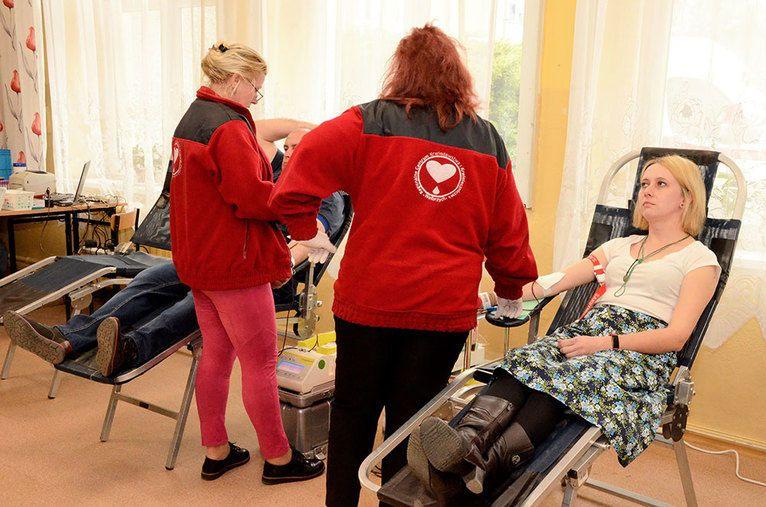 Żarów: Udana wiosenna zbiórka krwi