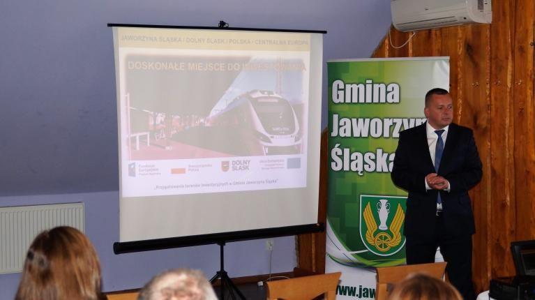 Jaworzyna Śląska: Spotkanie z przedsiębiorcami w Jaworzynie Śląskiej