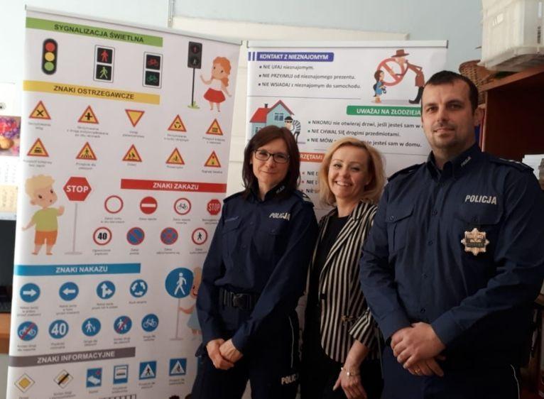 Gmina Żarów: Plansze profilaktyczno–edukacyjne w ramach Turnieju Wiedzy