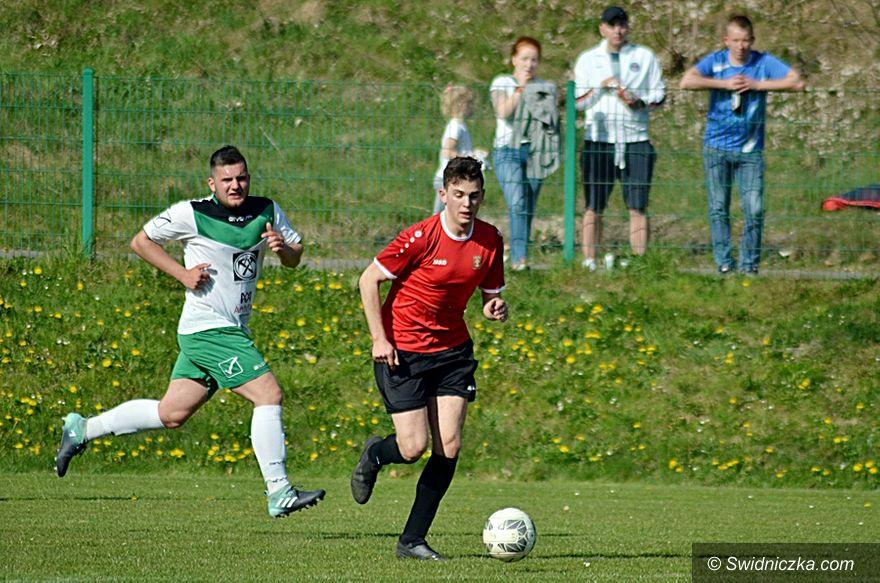 REGION: Piłkarska klasa okręgowa: Pieszyce niemal pewne awansu