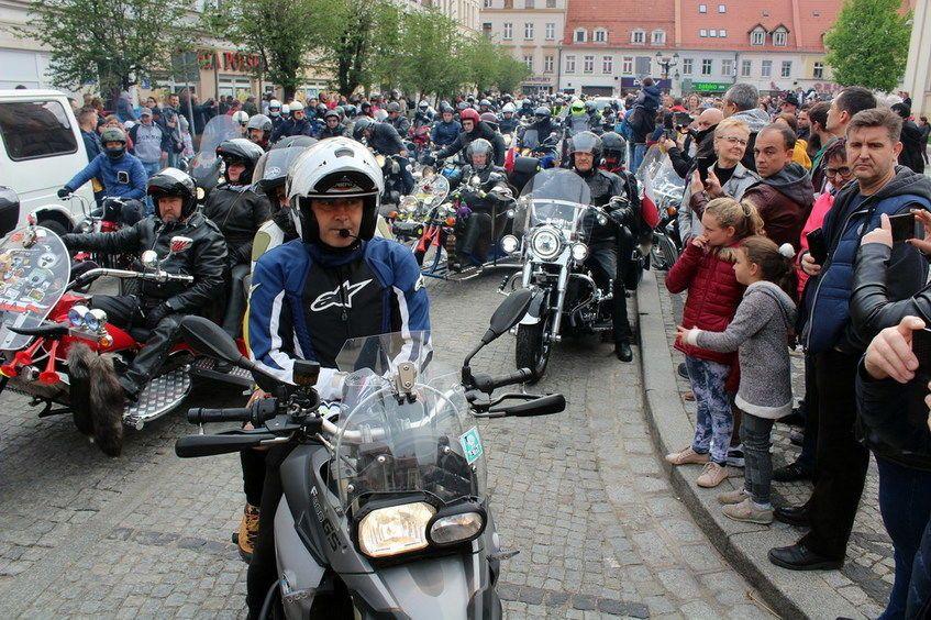 Świebodzice: IX Świebodzicki Zlot Motocykli za nami
