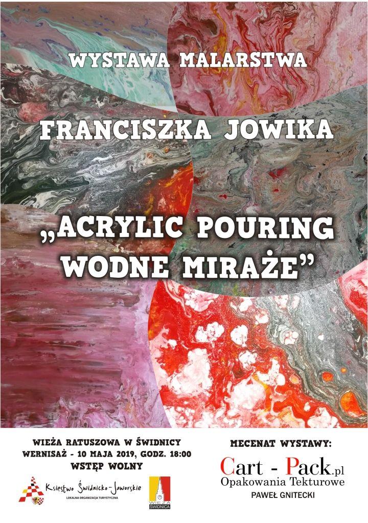 Świdnica: Wystawa obrazów człowieka z pasją