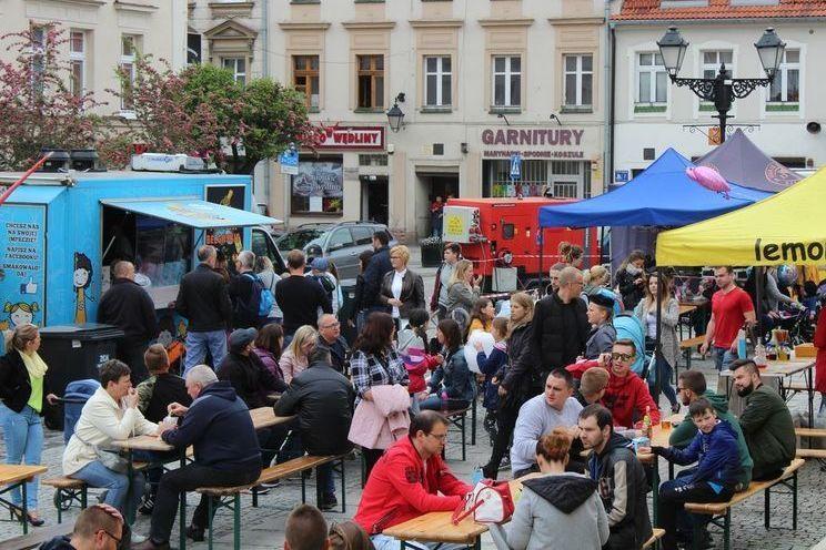 Świebodzice: Świebodzicki Food Truck Festiwal