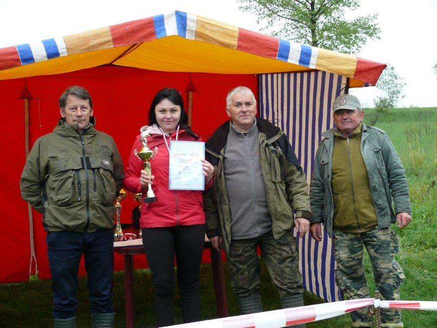 Rusko: Spławikowe Mistrzostwa Koła Strzegom