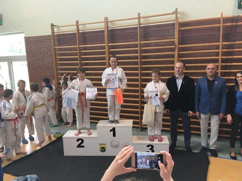 Strzegom: Judocy AKS–u nie zawiedli w Rawiczu