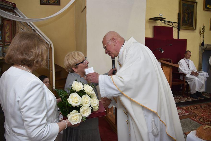 Pszenno: 40 lat święceń księdza Kazimierza Gniota