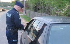Strzegom: Nietrzeźwy, poszukiwany i z sądowym zakazem prowadzenia pojazdów mechanicznych