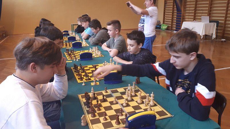 Strzegom: Rekordowe mistrzostwa szachistów  w Strzegomiu