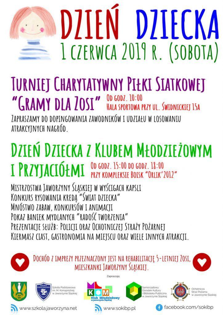 Jaworzyna Śląska: Dzień Dziecka w Jaworzynie Śląskiej