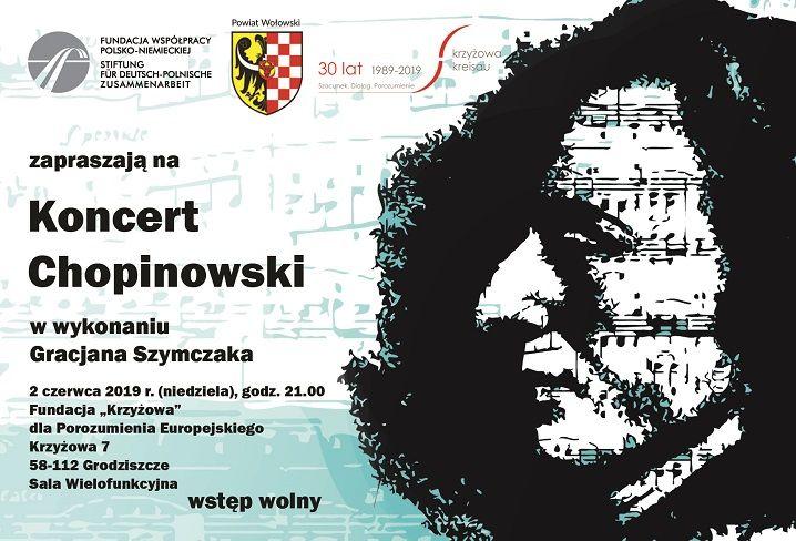 Krzyżowa: Koncert Chopinowski w Krzyżowej