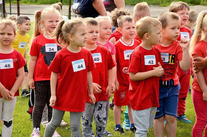 Żarów: V Ogólnopolski Maraton Przedszkolaków