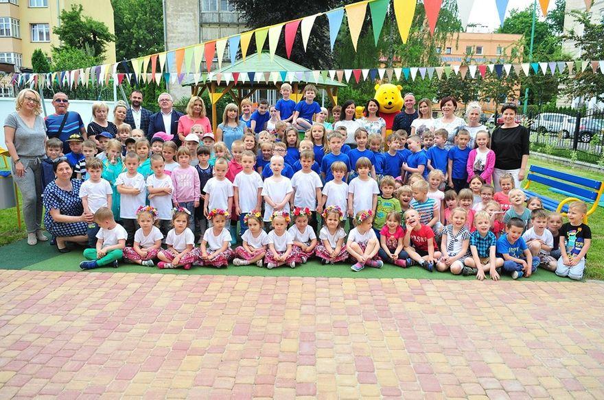 Świdnica: Trzy nowe przedszkolne place zabaw