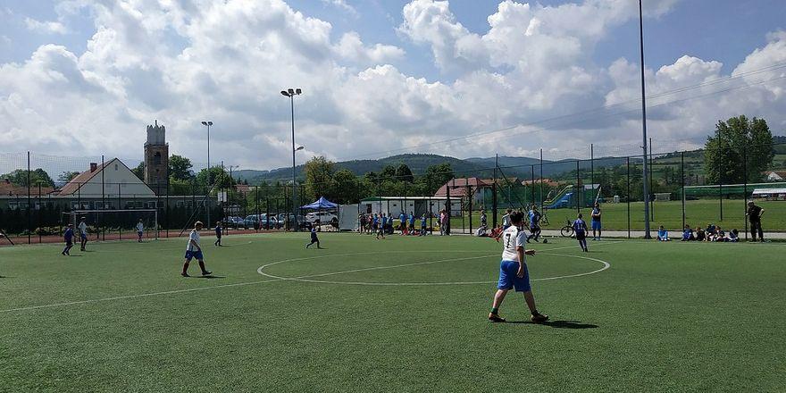 Lutomia Górna: Piłkarski Dzień Dziecka