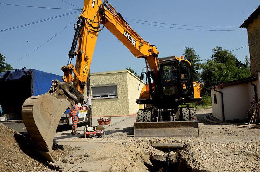 Mrowiny: Rozpoczęły się prace w Mrowinach