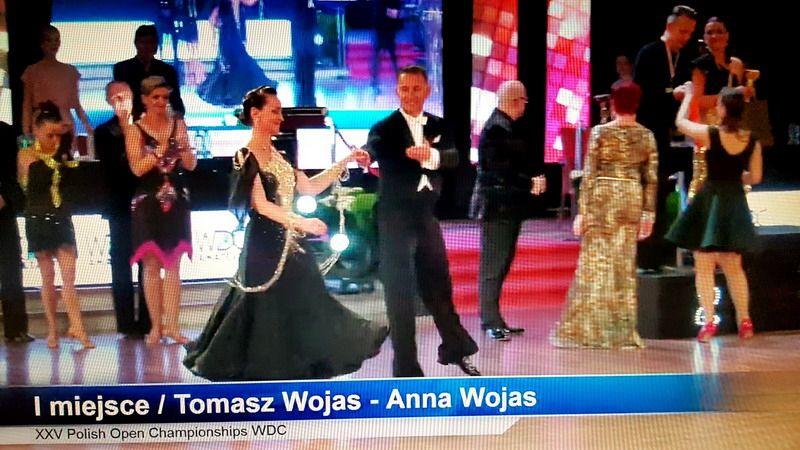 Świdnica/Kraj: Podwójny sukces świdnickich tancerzy