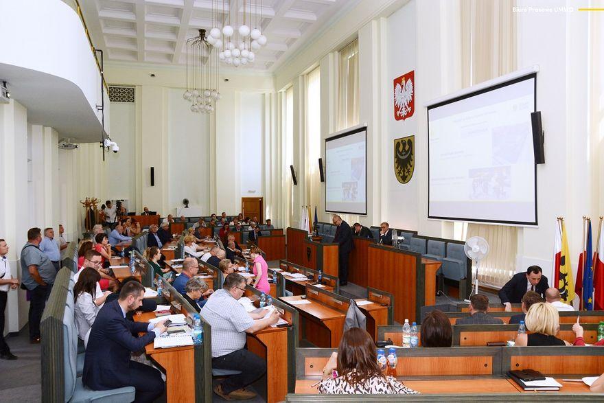 REGION: Zarząd województwa z absolutorium