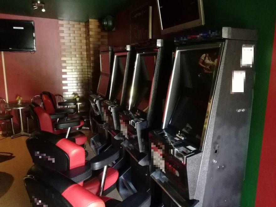 powiat świdnicki: Nielegalne automaty