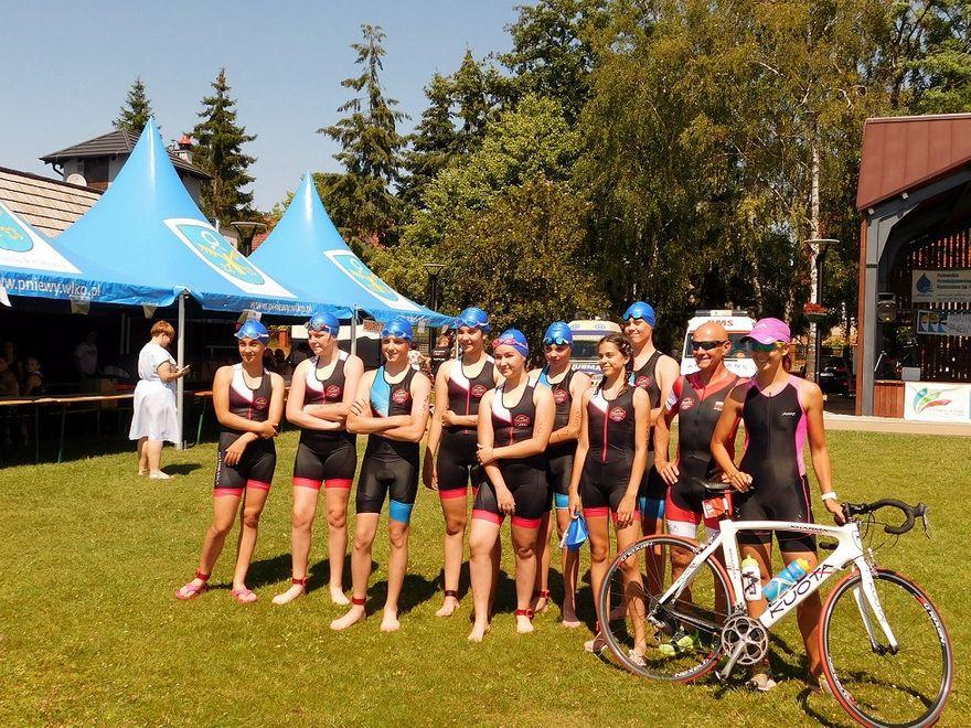 Świdnica: Triathloniści w Pniewach
