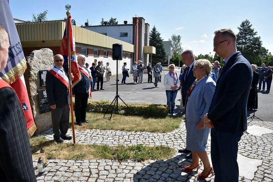Gmina Świdnica: Pamiętali o rocznicy