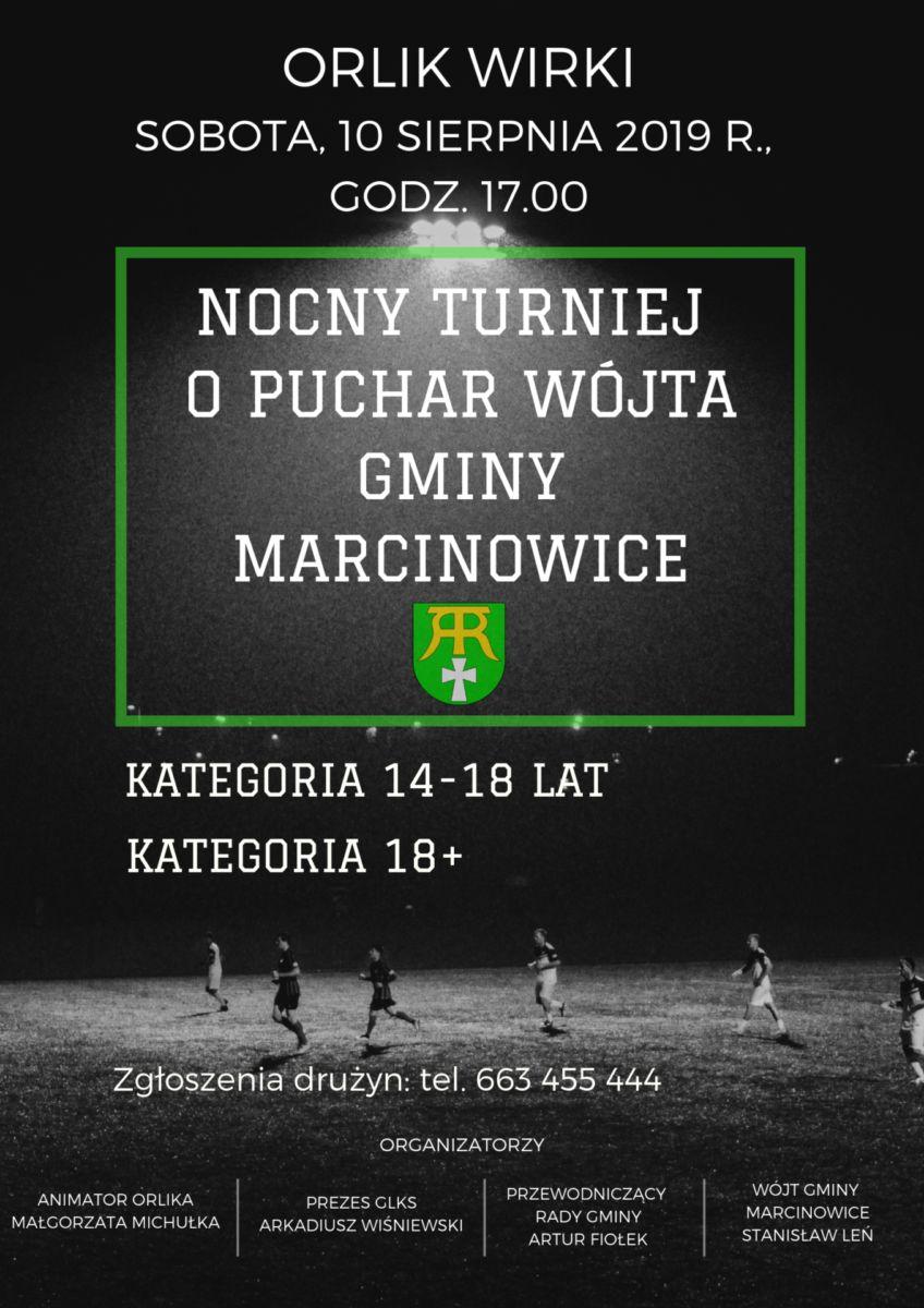 Wirki: Nocny futbol