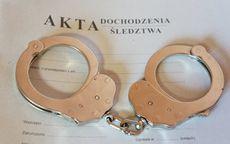 Słotwina: Prosto do aresztu