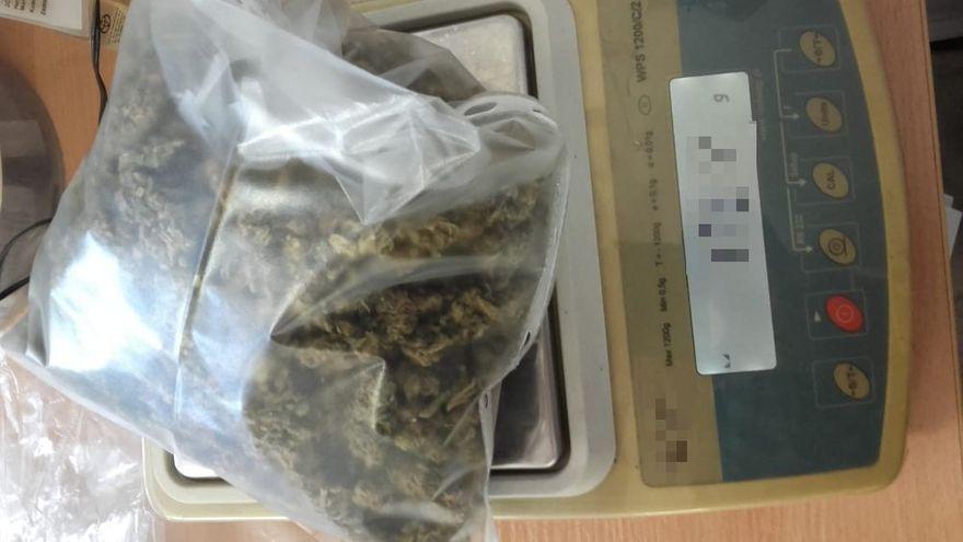 Świebodzice: Marihuana pod łóżkiem