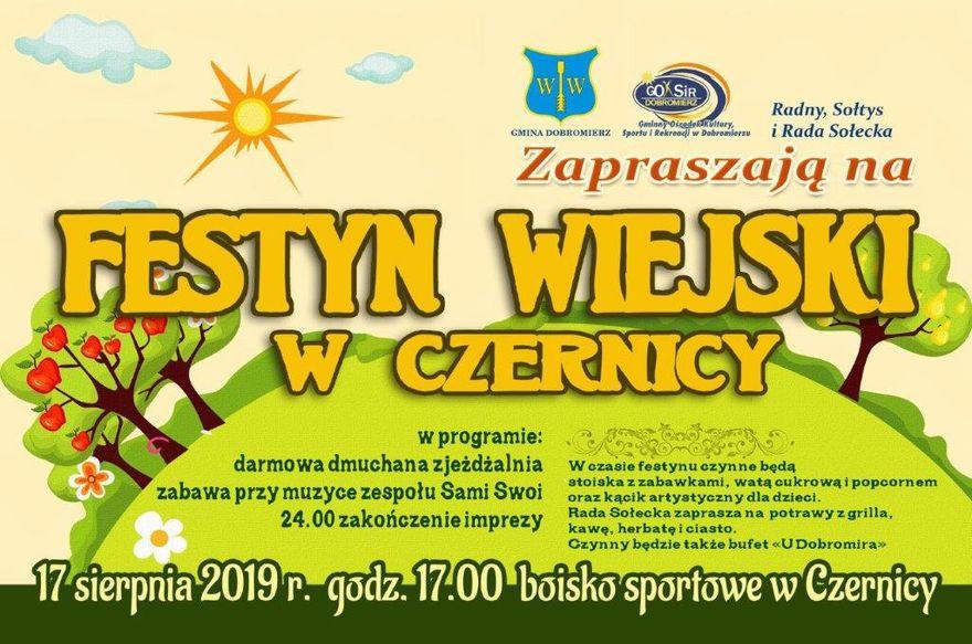 Czernica: Aktywna sobota