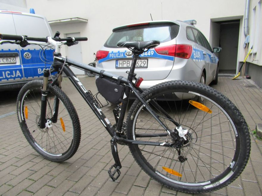 Świdnica: Pechowy rowerzysta