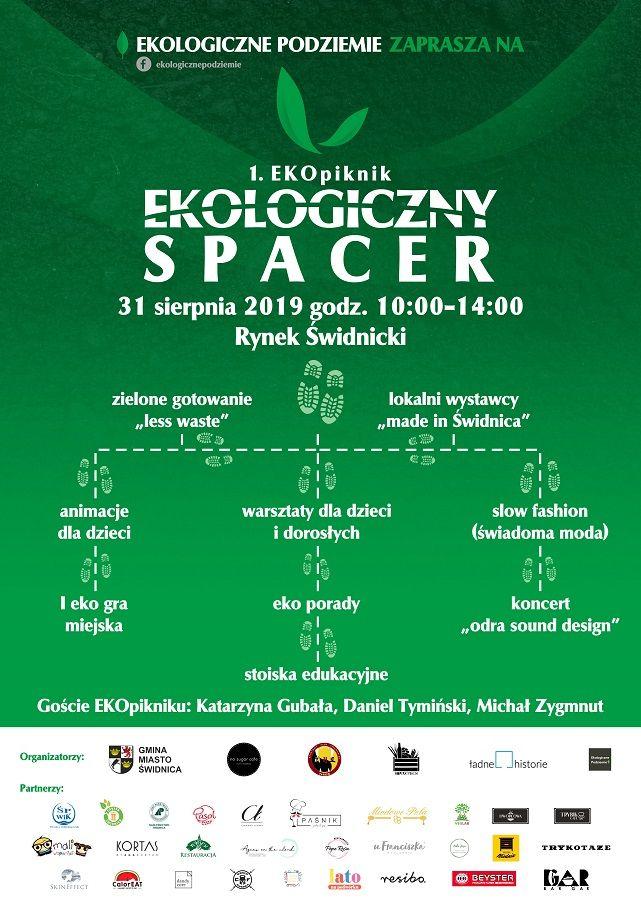 Świdnica: Spacer ekologiczny