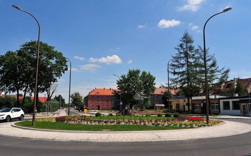 Świdnica: Rondo Powstańców