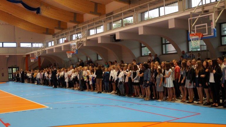 Jaworzyna Śląska: Powitali szkołę