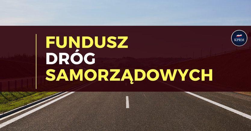Gmina Marcinowice: Sporo na drogi