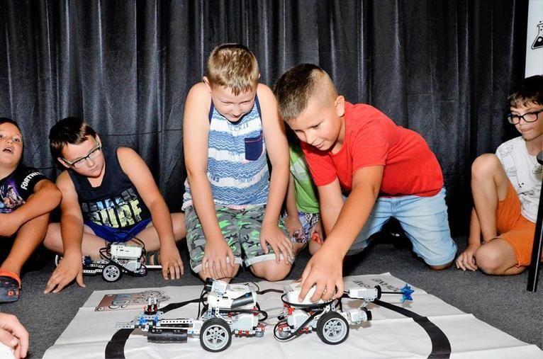 Żarów: Młodzi konstruktorzy