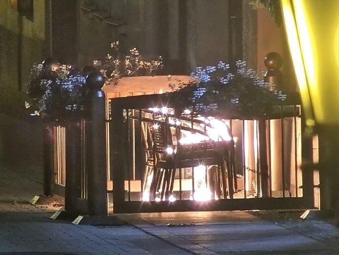 Świdnica: Podpalił i uciekł