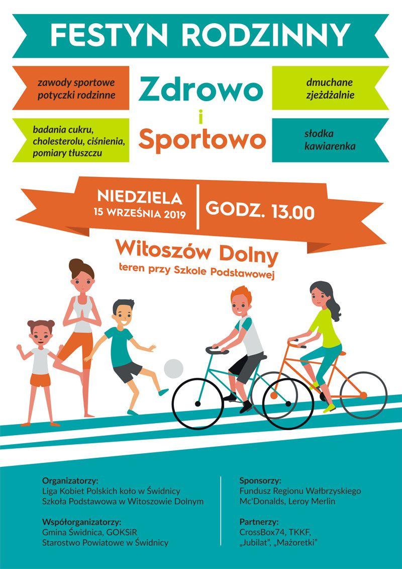 Witoszów Dolny: Festyn w Witoszowie
