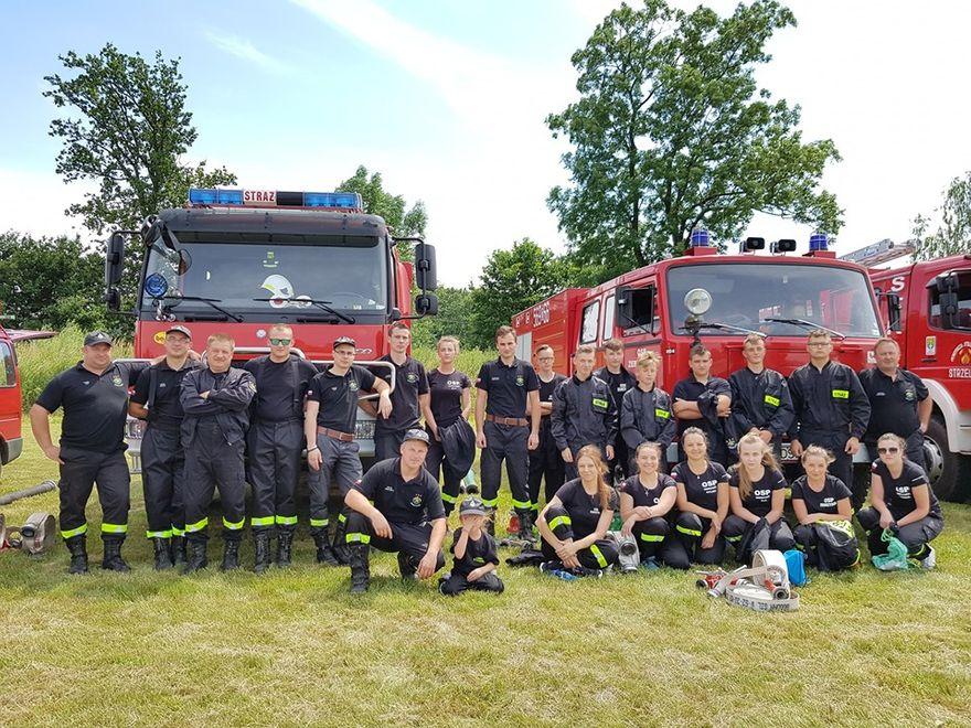 powiat świdnicki: Powalczą strażacy