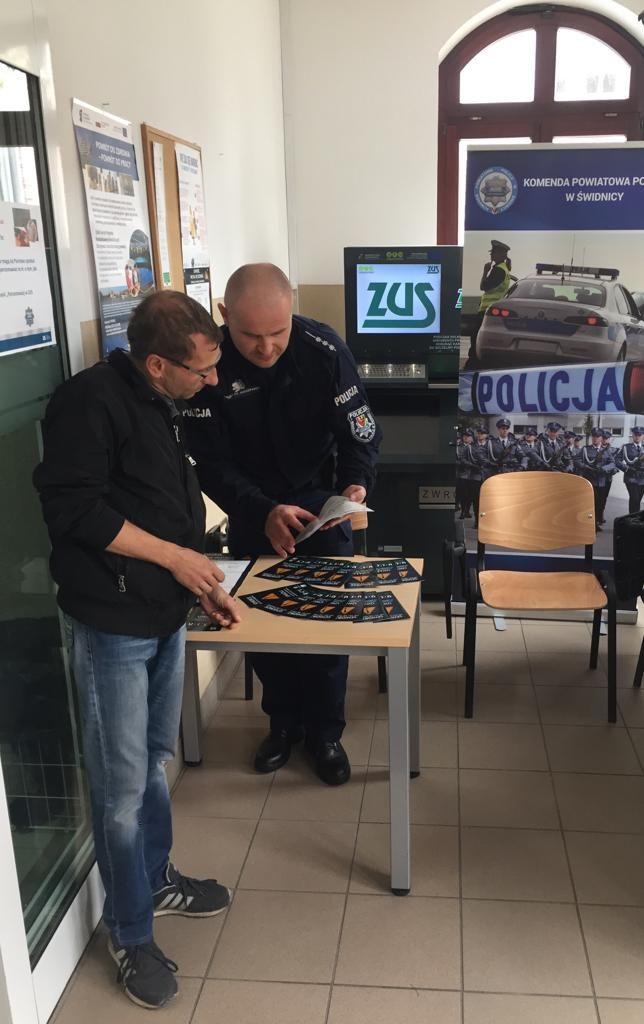 Świdnica/powiat świdnicki: Rozmawiają z seniorami