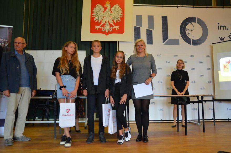 Świdnica: Językowy konkurs