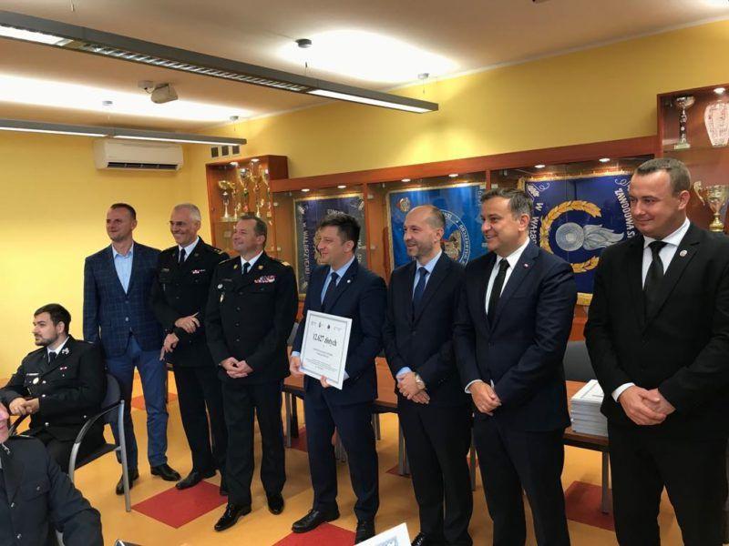 Gmina Marcinowice: Promesy dla OSP