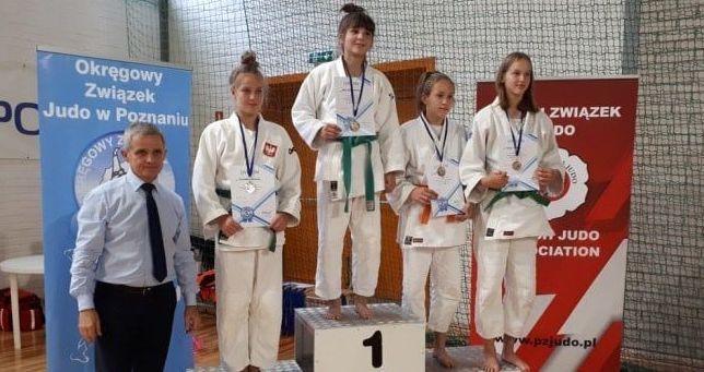 Strzegom: Sukces judoczek