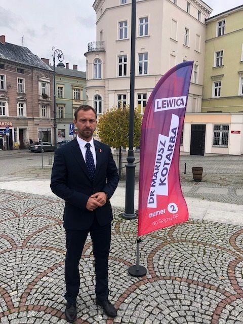 REGION: Lewica apeluje o udział w wyborach