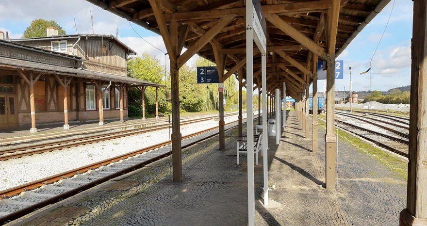 Strzegom: Dworzec do remontu