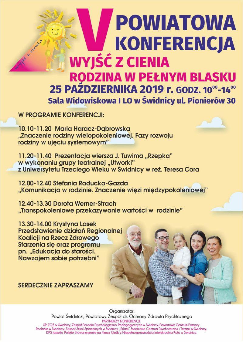 powiat świdnicki: Ważna konferencja